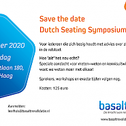 Basalt organiseert Dutch Seating Symposium